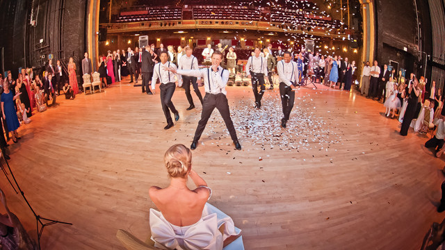 U Tube Wedding Dances.Personality Profile The Love Story Behind Youtube S Coolest