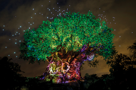 The Tree of Life in the new world of Pandora in Disney's Animal Kingdom is a must-see, as is AVATAR, the James Cameron film that introduced the land and its people to families.